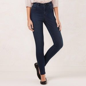LC High Rise Jeggings